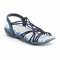 J Sport By Jambu April Womens Strap Sandals