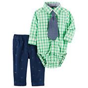 Carter's Boys Pant Set-Baby