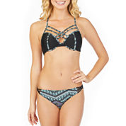 Ambrielle Push Up or Side Strap Cheeky Hipster