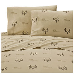 Bone Collector Cotton/Polyster Sheet Set