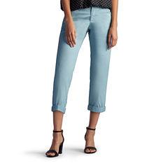 Lee Cropped Pants-Petites