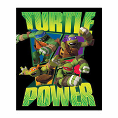 Ninja Turtles Throw