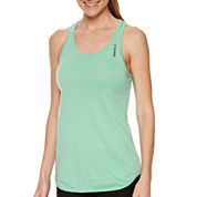 Reebok® Elements Mesh-Back Tank Top