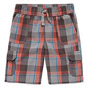 Arizona Twill Cargo Shorts - Toddler