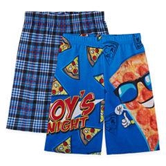 Jelli Fish Kids 2-pc. Shorts Pajama Set Boys