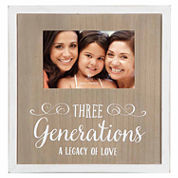 Burnes of Boston® 3 Generations Picture Frame