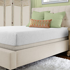 PuraSleep 10In  Laguna Gel Cooled Luxury Memory Foam Mattress