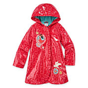 Disney Girls Elena of Avalor Raincoat-Big Kid