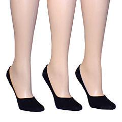 Mixit 3pk Liner Socks