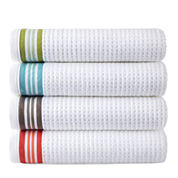JCPenney Home™ Quick-Dri™ Striped Washcloth
