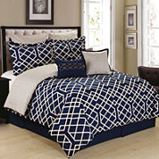 Cathay Home Demetri Comforter Set