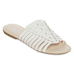 Arizona Birch Flat Sandals