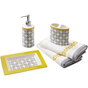 Intelligent Design Kacy 5-pc. Bath Accessory Set