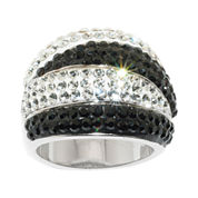 Sparkle Allure Black Crystal Band