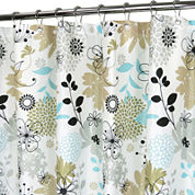 Park B. Smith® Watershed™ Bloomin Shower Curtain