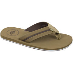 Dockers Striped Flip Flops