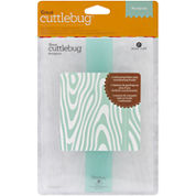 Cuttlebug Embossing Folder/Border Set - Wood Grain