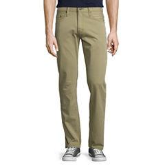 Arizona Slim Straight Flex Twill Pants
