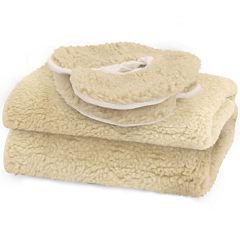 Master Massage New Ultra Fleece Pad Sheet Set for Massage Tables