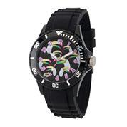 Disney Princess Girls Pink Strap Watch-Wds000054