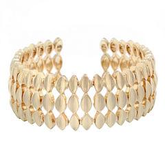 Monet Jewelry Womens Cuff Bracelet