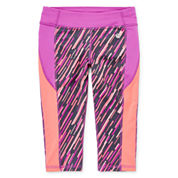 Xersion Solid Knit Leggings - Preschool Girls