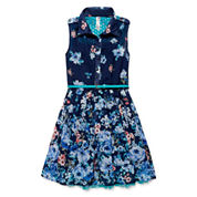 Knit Works Dress Set - Big Kid Girls