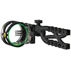 CYPHER BOW SIGHT 3 PIN .019 BLACK