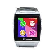 LINSAY NEW Executive EX-5L smartwatch w cam for video/photo and up to 32 SD SLOT