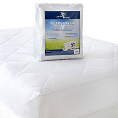 Serta Perfect Sleeper Allergy Fresh Mattress Pad