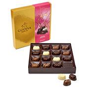 Godiva 15 Piece Valentine Chocolates Gift Box