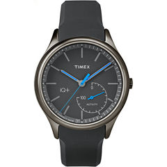 Timex IQ+ Move Gray Analog Smartwatch Activity Tracker-TW2P94900F5
