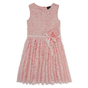 Lilt Sleeveless Fit & Flare Dress - Big Kid