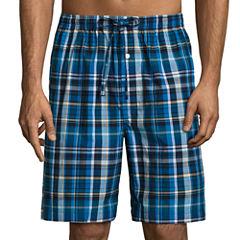 Stafford® Woven Pajama Shorts