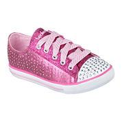 Skechers® Chit Girls Pixie Sweets Sneakers - Little Kids