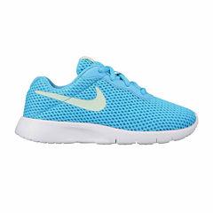Nike Tanjun Breathe Girls Running Shoes -  Little Kids