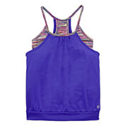 Xersion 2 In 1 Performance Tank Top - Girls 7-16 and Plus
