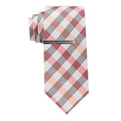 J.Ferrar Gingham Tie