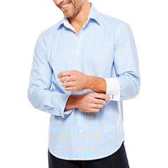 Society Of Threads Small Print Button-Front Shirt