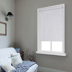 JCPenney Home Chelsea Cut-To-Width Unfringed Cordless Blackout Roller Shade