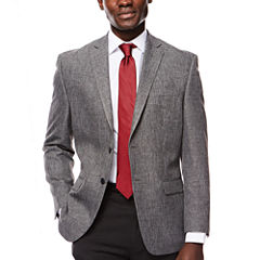 Collection by Michael Strahan Gray Melange Sport Coat - Classic Fit
