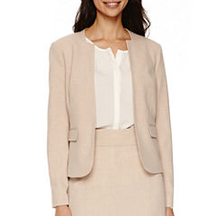 Worthington® Open Front Suit Jacket