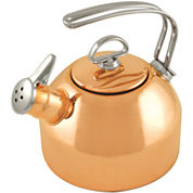 Chantal® Classic 1.8-qt. Copper Tea Kettle