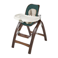 Summer Infant® Bentwood High Chair - Totally Teal