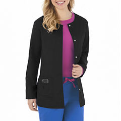 Bio Stretch Ladies Everyday Warm-Up Jacket - Plus