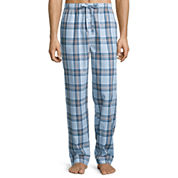 Stafford® Woven Pajama Pants - Big & Tall