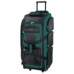 Travelers Club Adventure Luggage