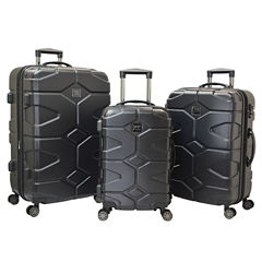 Travelers Club Axel 3-pc. Luggage Set