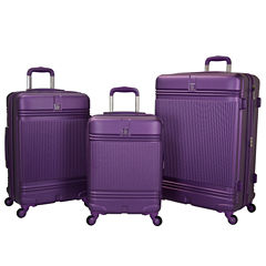 Travelers Club Accent 3-pc. Luggage Set