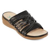 Yuu Mavie Womens Sandal